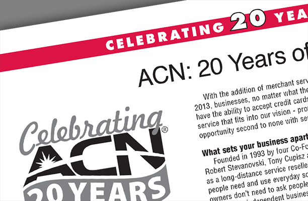 ACN Featured In Charlotte Business Journal